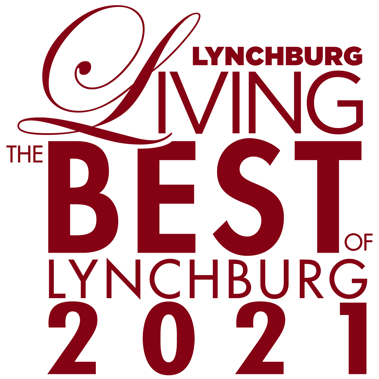 "2020 ""Best of Lynchburg"" Winner!"